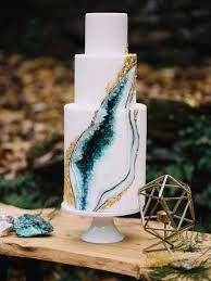 """Hermosos pasteles de """"cuarzo"""" 17"""