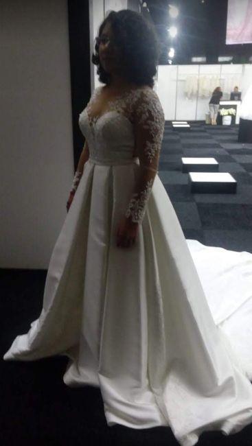 ¿Que vestido no te quedaste? Fotos!👰 - 3