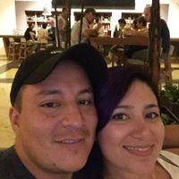 Lorenia y Andrés