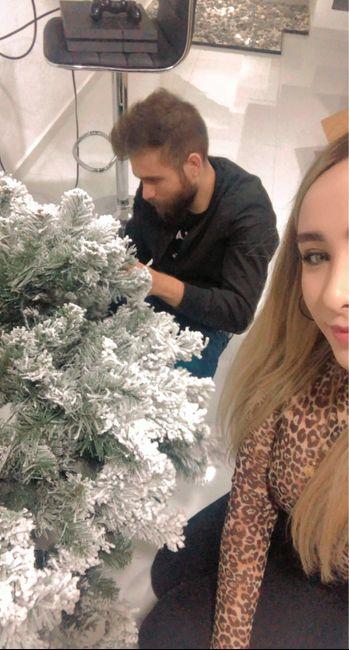Decorando para Navidad 🤩🎄 1
