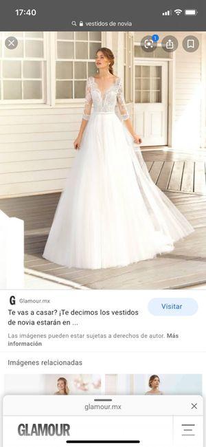 """[JUEGO] Si Googleas """"Vestido de novia""""... 15"""