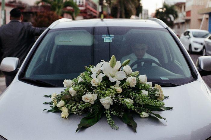 Transporte de boda 10