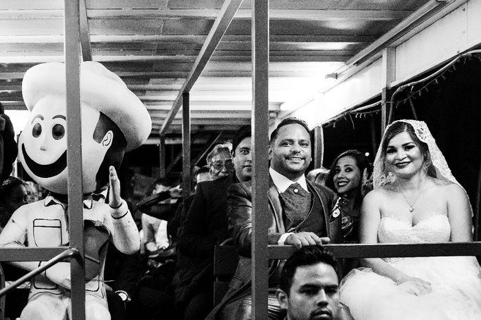 Transporte de boda 11