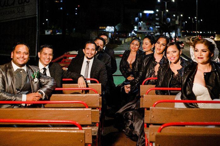 Transporte de boda 12
