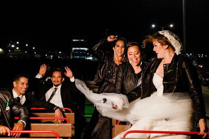 Transporte de boda 13