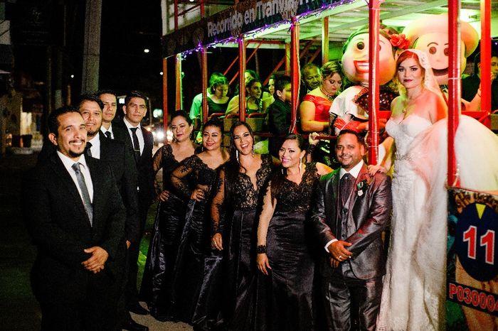 Transporte de boda 14