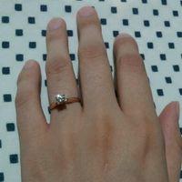 Mi anillo de compromiso!!!! - 1