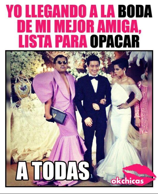 55d80b9d7d Amiga que opaca a la novia !! - Foro Organizar una boda - bodas.com.mx