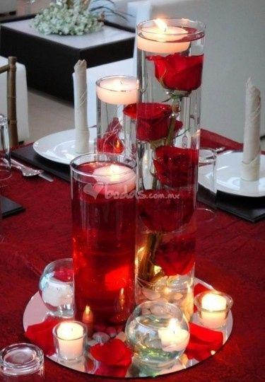 Centros de mesa foro manualidades para bodas bodas for Centros de mesa para boda