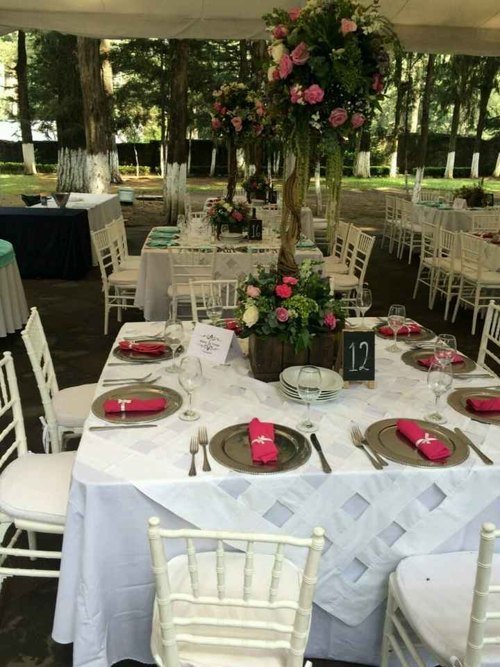 Les comparto fotos de mi boda - 1