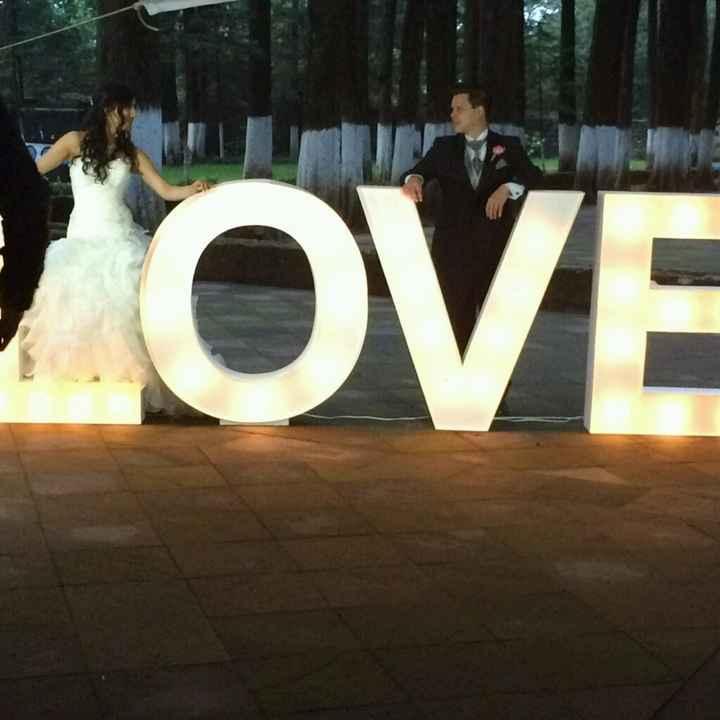 Les comparto fotos de mi boda - 2