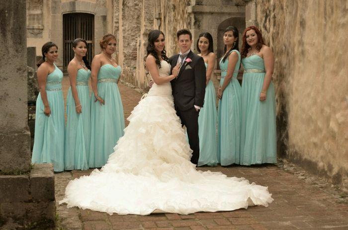 Novias con vestidos españoles/eduardo nieves - 1