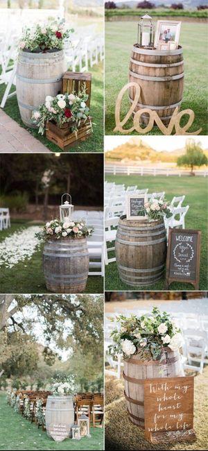 💡Ideas boda country - rústica 💡 8