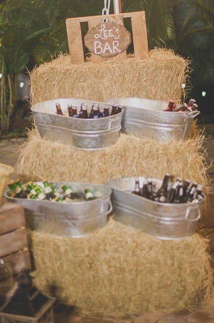 💡Ideas boda country - rústica 💡 13
