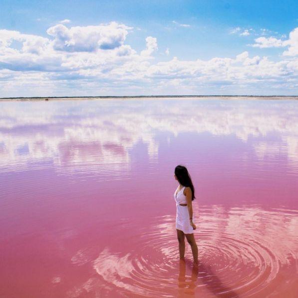 Playa para el mes rosa 🎗️ 3
