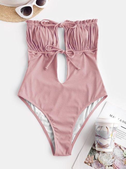 Trajes de baño para el mes rosa 🎗️ 1