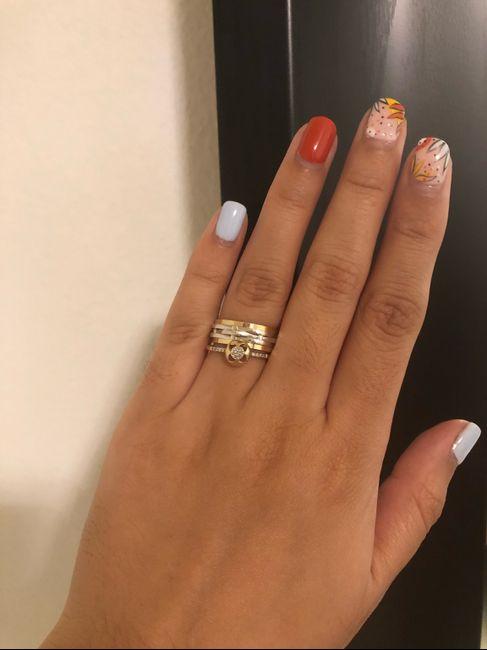 ¿Verdad que el anillo de compromiso si es lo mejor del mundo? 9