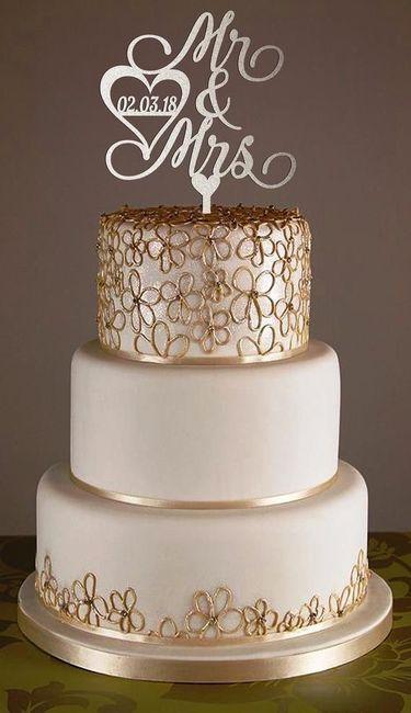Ayuda...ideas de pastel de bodas 2