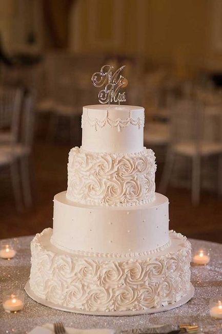 Ayuda...ideas de pastel de bodas 4