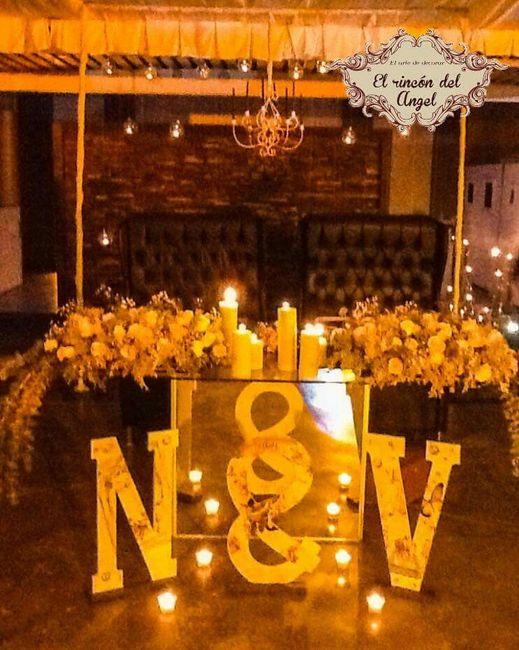 Decoraci n entrada del sal n foro organizar una boda for Decoracion salon de bodas