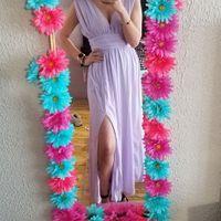 Color de vestido para las damas