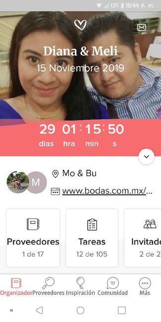 Falta un mes! 2
