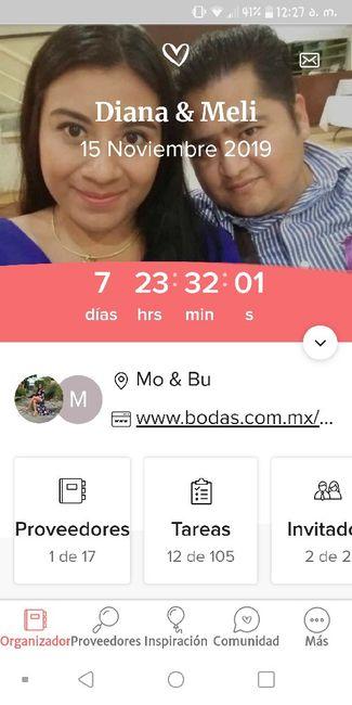 Bienvenido noviembre y sus novias  👰🏻🍁 2