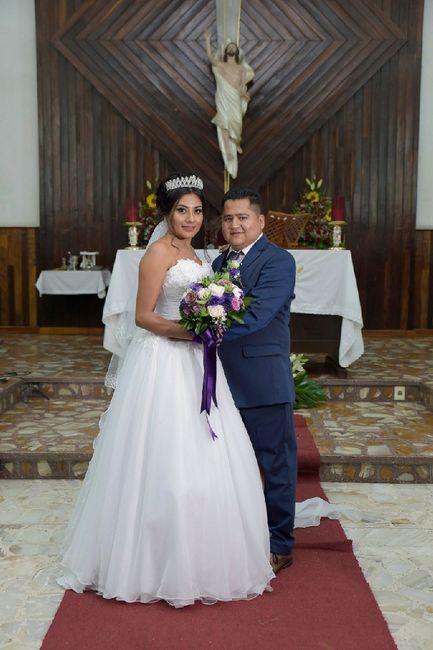 2 meses de casados! 2