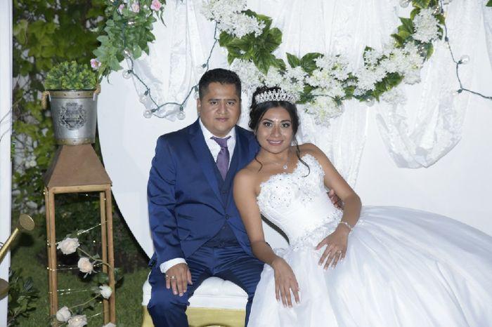 2 meses de casados! 4