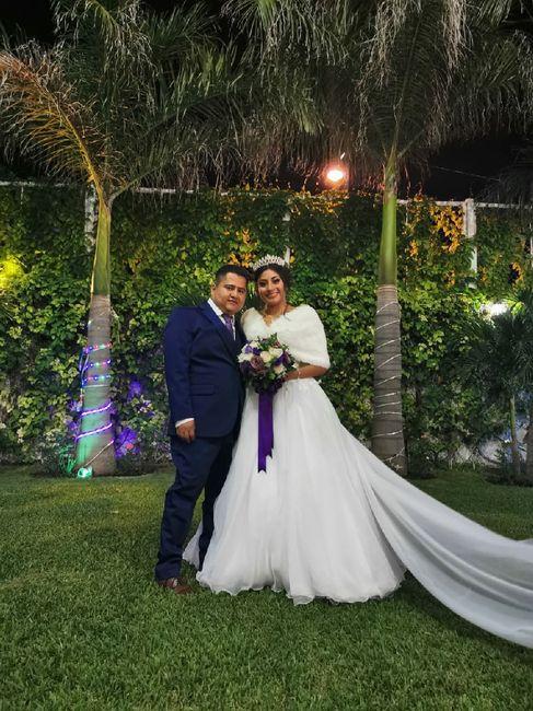 2 meses de casados! 8