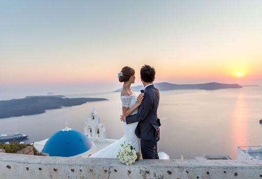 Si no tuvieras límite de presupuesto, ¿dónde sería tu boda de ensueño? 1