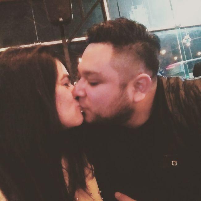 Muestren su beso favorito con su Fm/esposo 6