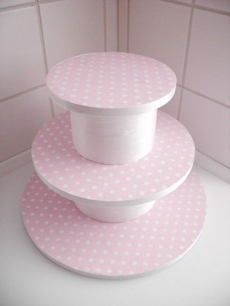 make your own cupcake wedding cake stand diy c 243 mo hacer un soporte para cupcakes foro 17010