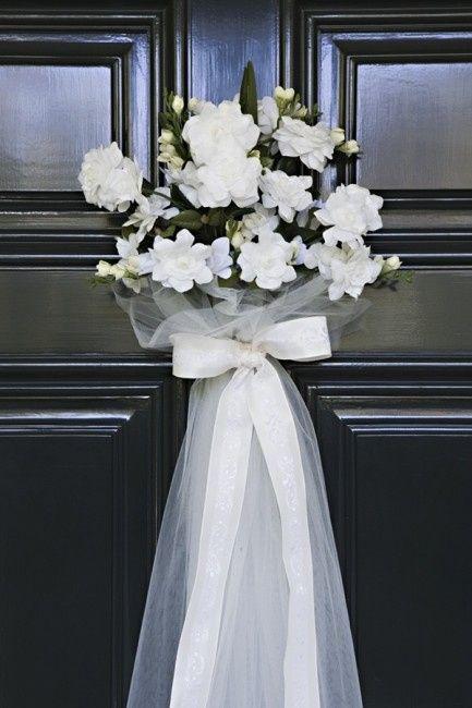 Mi adorno para la puerta el da de la boda Foro Antes de la boda