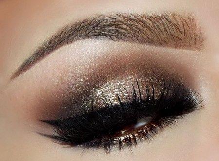 Maquillaje de Ojos Para el Dia de Maquillaje de Ojos Para