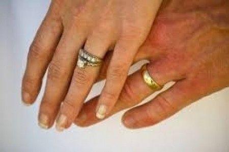 8c00c21c5401 Cómo usar el anillo de compromiso y la alianza