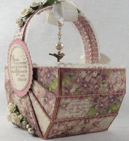Diy: canasta para boda - Foro Manualidades para bodas - bodas.com.mx