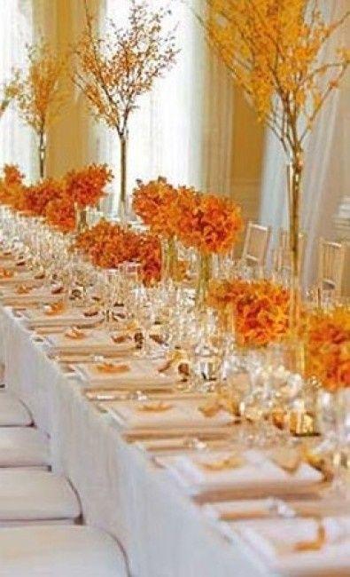 Combinaci n de colores para una boda color naranja foro - Decoracion turquesa y naranja ...