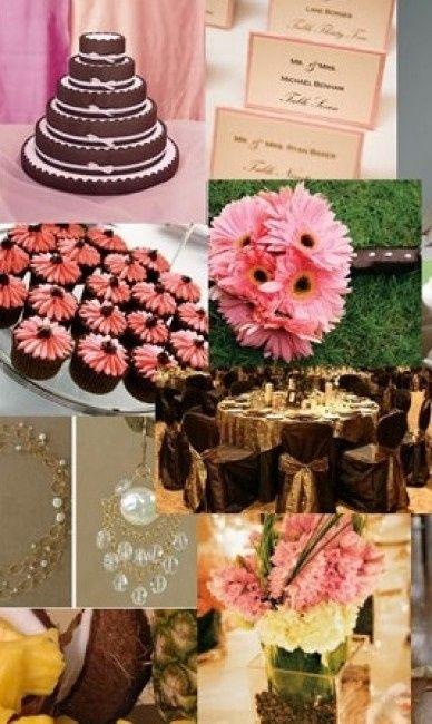 Combinaci n de colores para una boda color rosa foro for Combinacion de color rosa