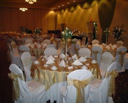 Combinaciones para una boda de color dorado foro organizar una boda - Manteles mesas grandes ...
