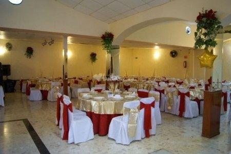 Combinaciones para una boda de color dorado foro - Decoraciones en color plata ...