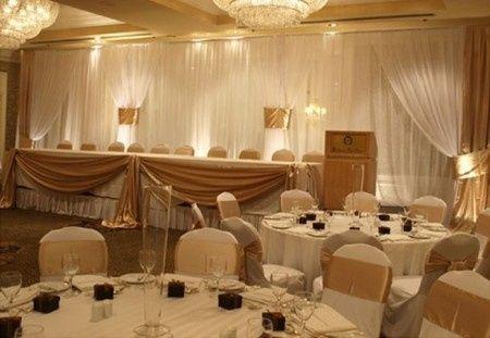 Combinaciones para una boda de color dorado foro for Cubre sillas para 15 anos