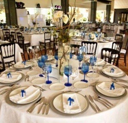 Combinaci n de colores para una boda color plateado foro - Decoraciones en color plata ...