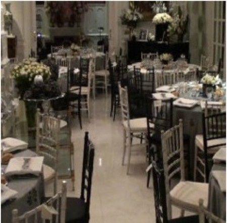 Combinaci n de colores para una boda de color negro foro - Decoraciones en color plata ...
