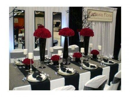 Combinaci n de colores para una boda de color negro foro - Combinacion de colores para salon ...