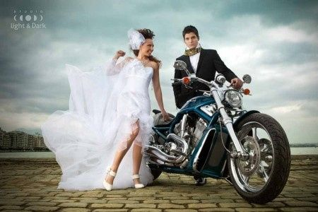 ae83102f4 Look Novia Rockera - Foro Moda Nupcial - bodas.com.mx