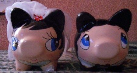 Mis Cochinitos Novios!!!