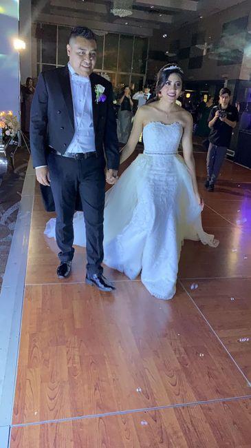 1 mes de casada ❤️ 1