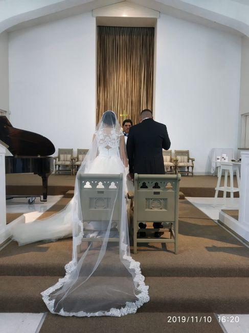 1 mes de casada ❤️ 5