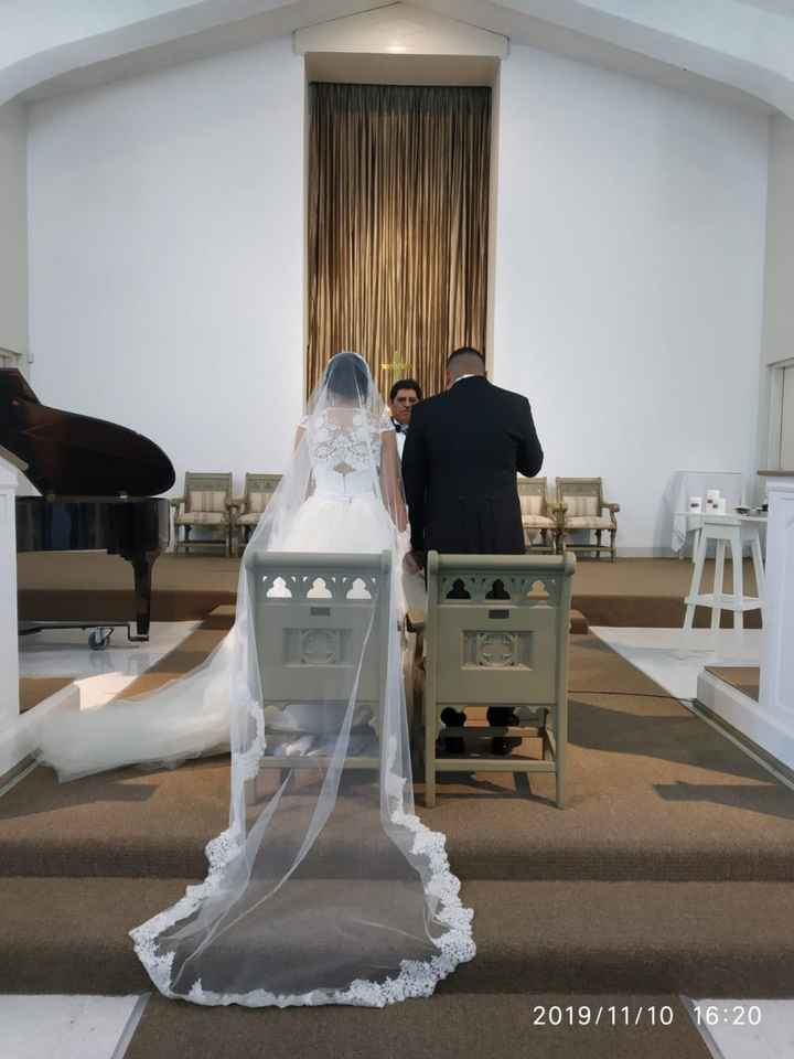 1 mes de casada ❤️ - 6